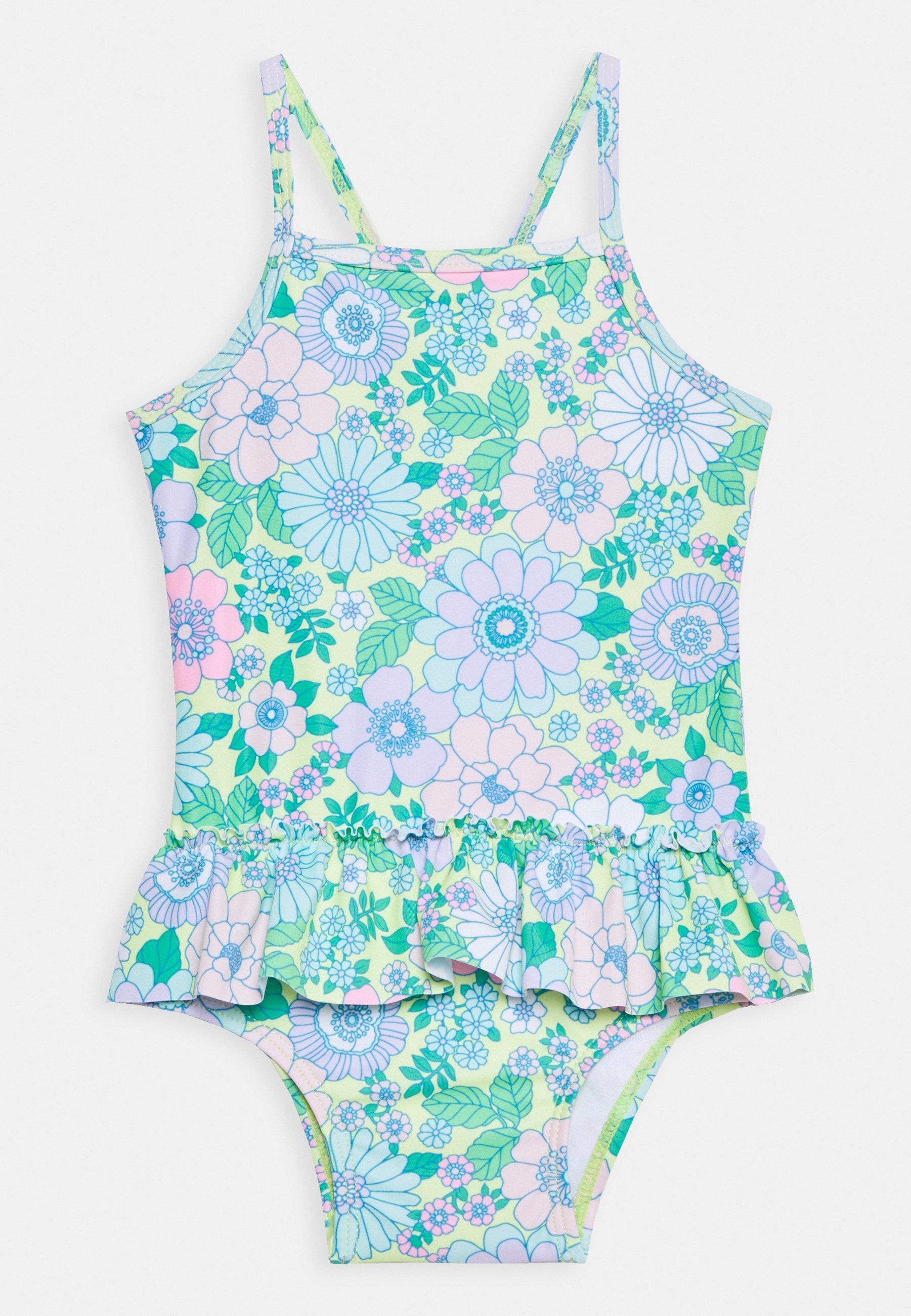 Kids LUCINDA RUFFLE SWIMSUIT - Swimsuit