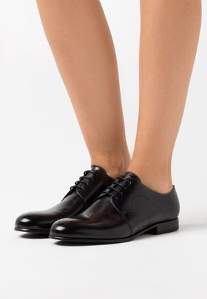 SALLY - Lace-ups - black