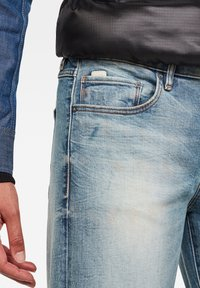 G-Star - KATE BOYFRIEND - Relaxed fit jeans - antic faded lapo blue destroyed - 2