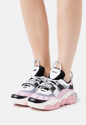 Sneakersy niskie - pink
