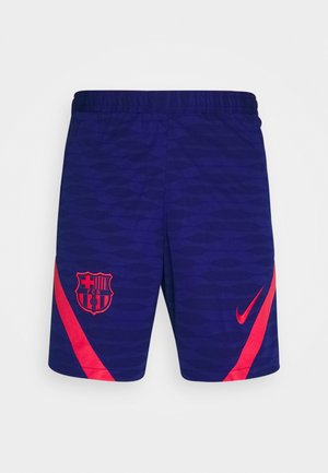 FC BARCELONA DRY SHORT - Sportovní kraťasy - deep royal blue/light fusion red