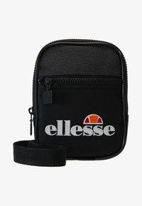 Ellesse - TEMPLETON - Skuldertasker - black/charcoal marl - 2