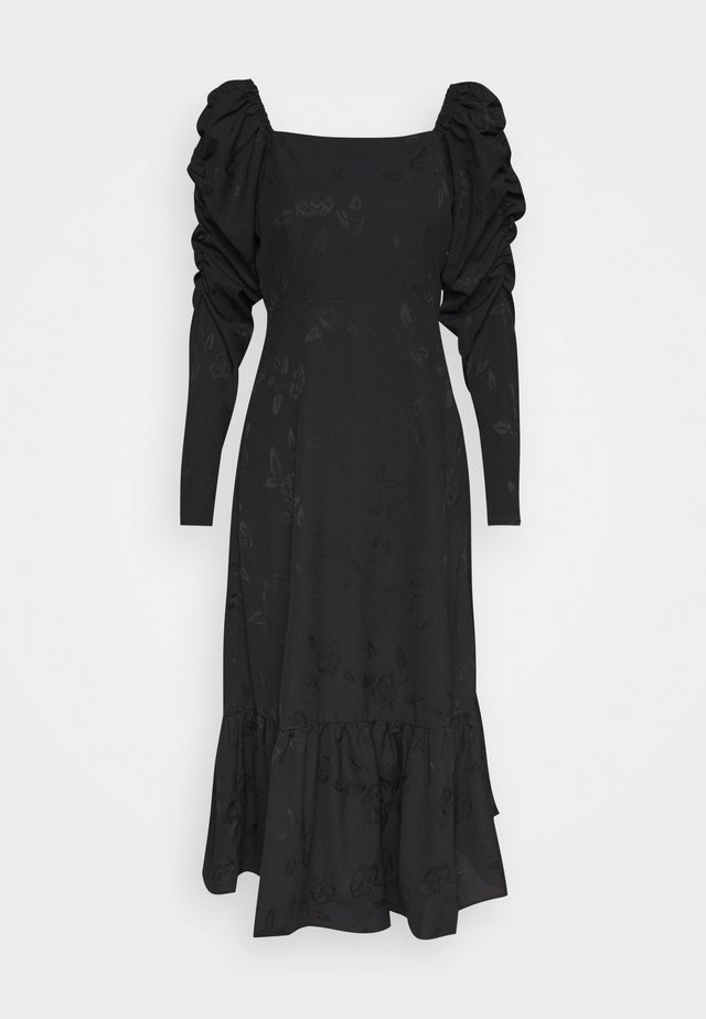 LISECRAS DRESS - Sukienka letnia - black