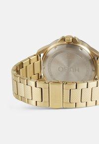 HUGO - SPORT - Montre - gold-coloured/black - 1