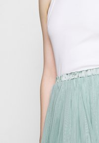 Lace & Beads - VAL SKIRT - A-Linien-Rock - mint - 4