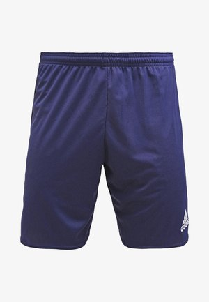 PARMA PRIMEGREEN FOOTBALL 1/4 SHORTS - Sports shorts - dark blue/white