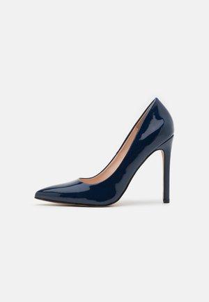 SAGE - High heels - blue