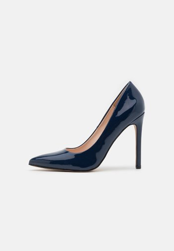 SAGE - Zapatos altos - blue