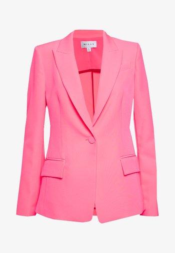 CADY AVERY - Blazer - neon pink