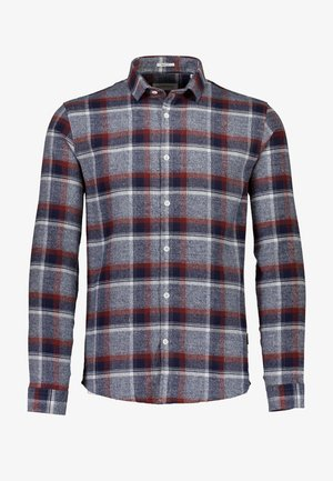FLANNEL  - Shirt - bordeaux