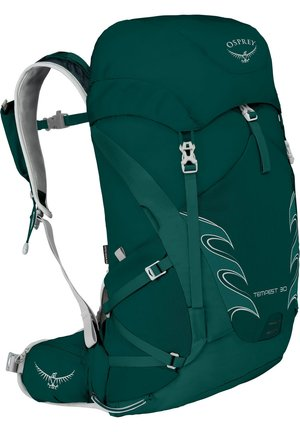 Hiking rucksack - green