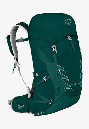 TEMPEST - Hiking rucksack - green