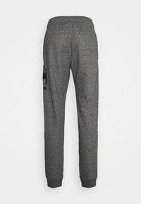 Champion - CUFF PANTS - Tracksuit bottoms - mottled dark grey - 6