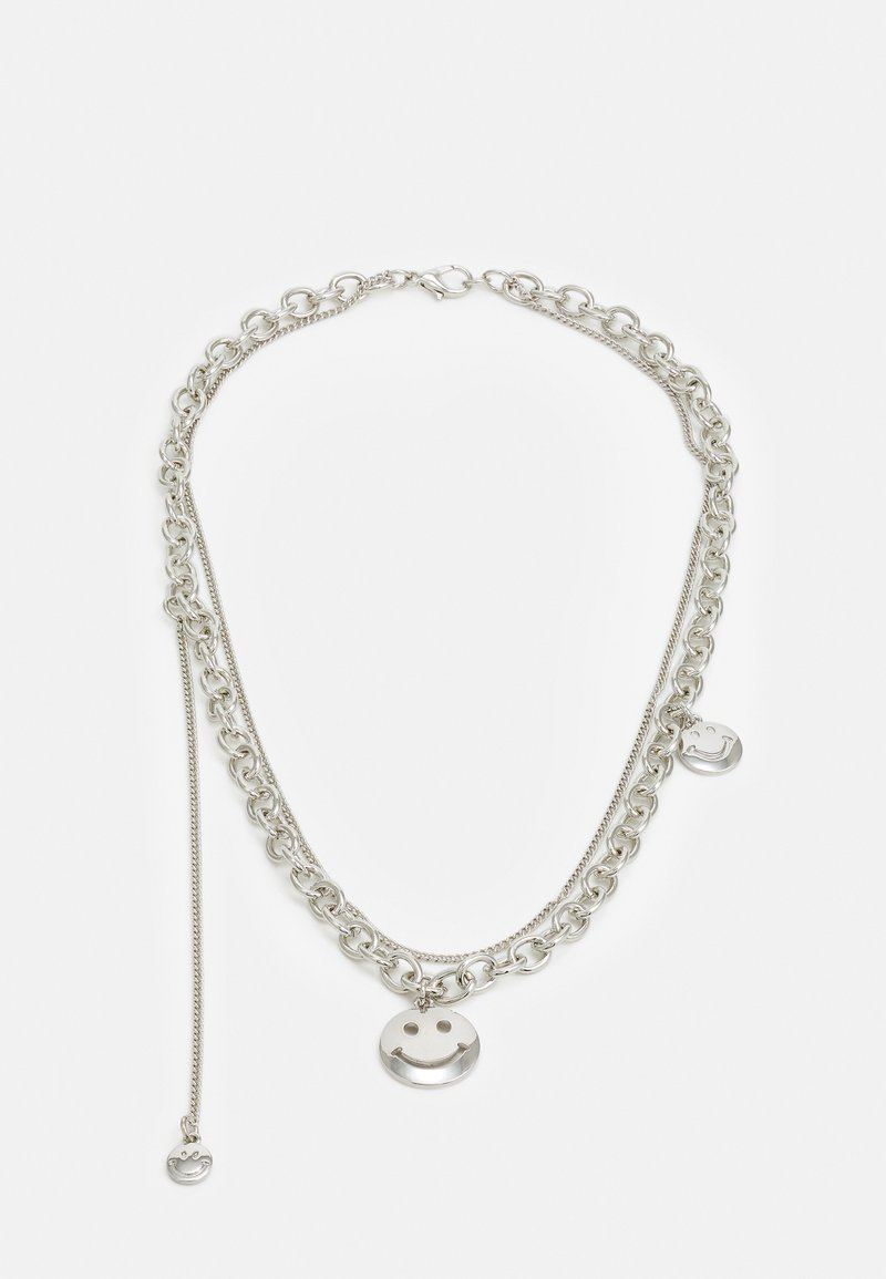 Vintage Supply - UNISEX - Necklace - silver-coloured