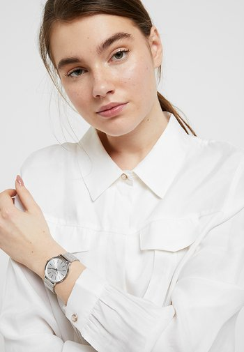 PYPER - Horloge - silver-coloured