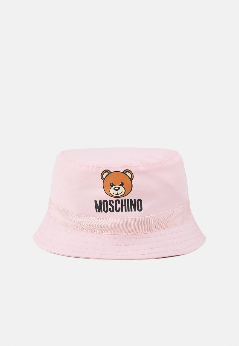 MOSCHINO - HAT WITH GIFT BOX UNISEX - Hat - sugar rose