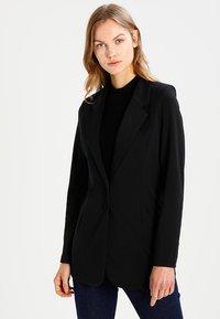 Freequent - Short coat - black - 0