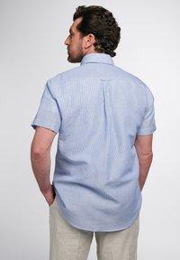 Eterna - REGULAR FIT  - Shirt - hellblau/weiß - 1