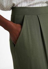 Anna Field - Maxi skirt - olive night - 4