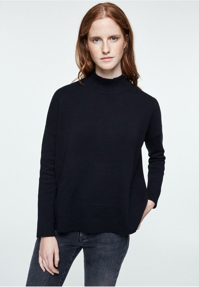 YUNA - Jumper - black