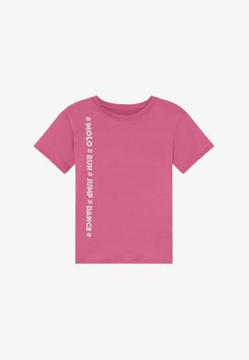 OLINKA - Print T-shirt - pink