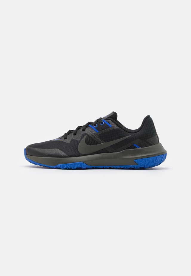 VARSITY COMPETE TR 3 - Sports shoes - newsprint/black/racer blue