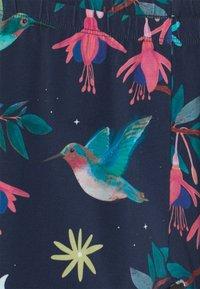 Walkiddy - HUMMINGBIRDS 2 PACK - Legíny - dark blue - 3