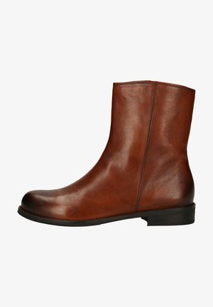 Classic ankle boots - ginger gianduia