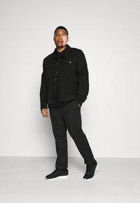 Pier One - Polo shirt - black - 1
