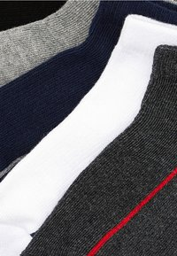 Next - FIVE PACK - Trainer socks - multi-coloured - 6