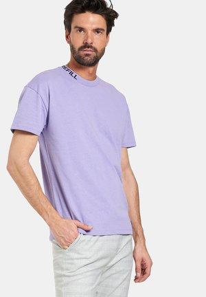TINO - T-shirt print - purple