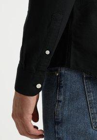 Farah - BREWER - Overhemd - black ink - 5