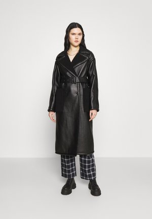 RORA AND BORG - Classic coat - black