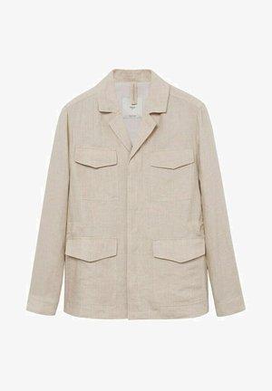 Light jacket - hellgrau/pastellgrau