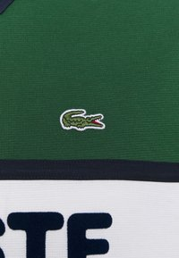 Lacoste Sport - BLOCK LOGO - Polo - green/white/navy blue - 2