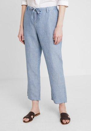 MITZI - Kalhoty - fresh blue