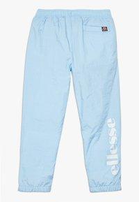 Ellesse - EUORA - Tracksuit bottoms - light blue - 1