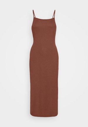 Žerzejové šaty - fudgesickle