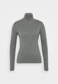 Marc O'Polo - RIB STRUCTURE - Jumper - middle stone melange - 3