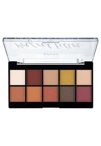 Nyx Professional Makeup - PERFECT FILTER SHADOW PALETTE - Paleta cieni - 2 rustic antique - 1