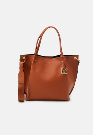 MEDIUM WOMANS - Handtasche - brown