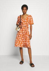 Blendshe - BSCRUZ DRESS - Shirt dress - mango - 1