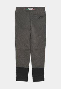 Automobili Lamborghini Kidswear - PANTS WITH CONTRAST INSERTS - Tracksuit bottoms - grey estoque - 1