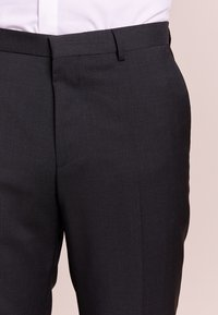 HUGO - HARTLEYS - Kostymbyxor - dark grey - 3
