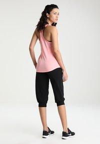 Venice Beach - MAGGY - 3/4 sports trousers - black - 2