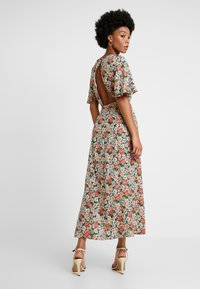 Topshop - AUSTIN DAISY - Vestido largo - multi-coloured - 3