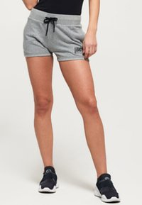 Superdry - Sports shorts - dark grey - 0