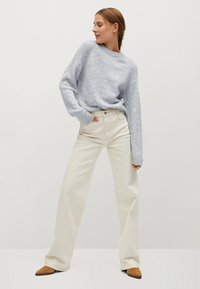 Mango - VACATION - Pullover - grau - 1