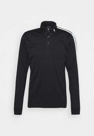 PLAYER  - Polo shirt - black/white