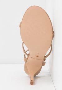 Kurt Geiger London - PORTIA - High heeled sandals - nude - 6
